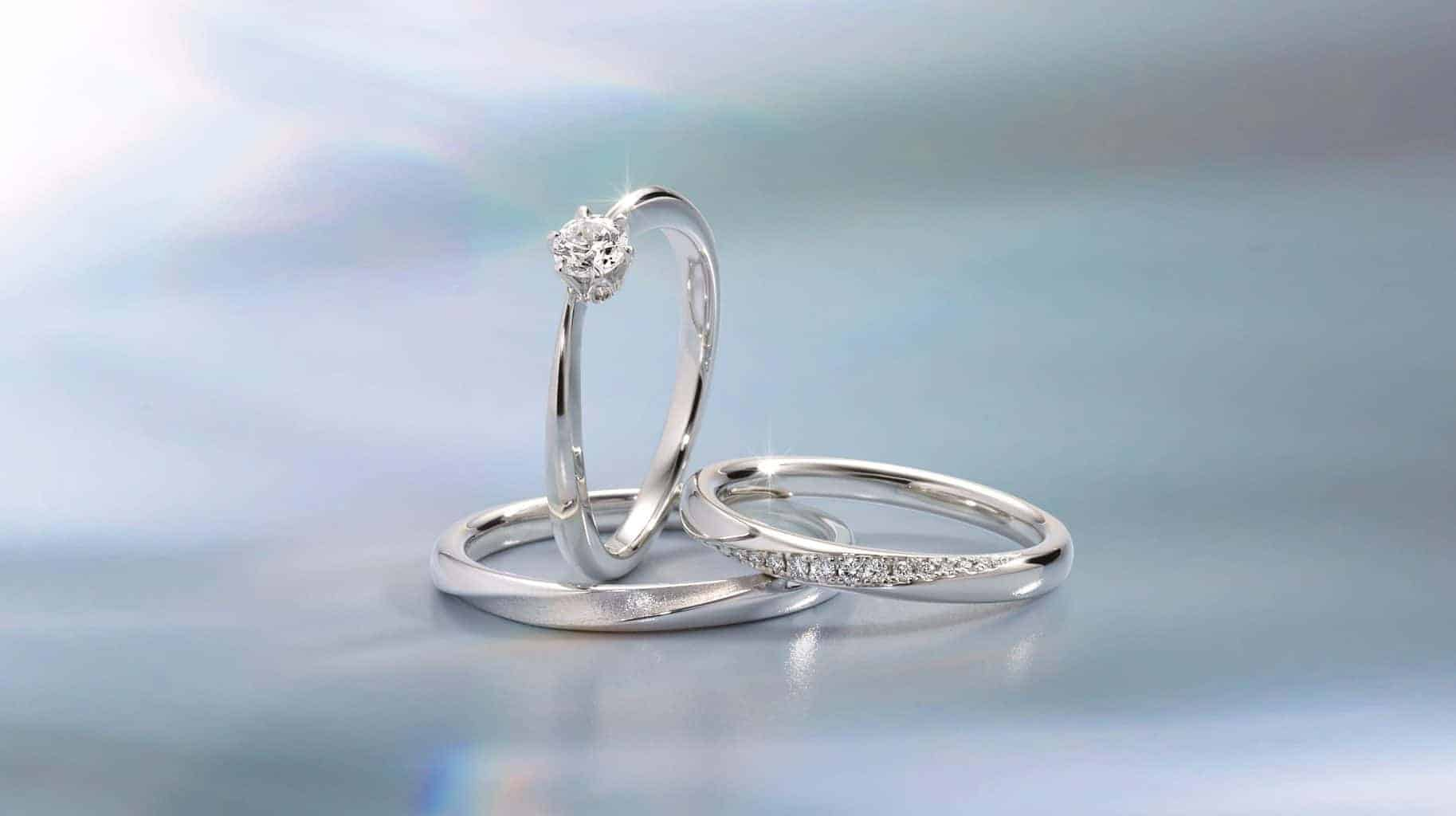 口コミ高評価!TRECENTI(トレセンテ)の結婚指輪・婚約指輪の人気リング・価格まとめのカバー写真 0.5604816639299398