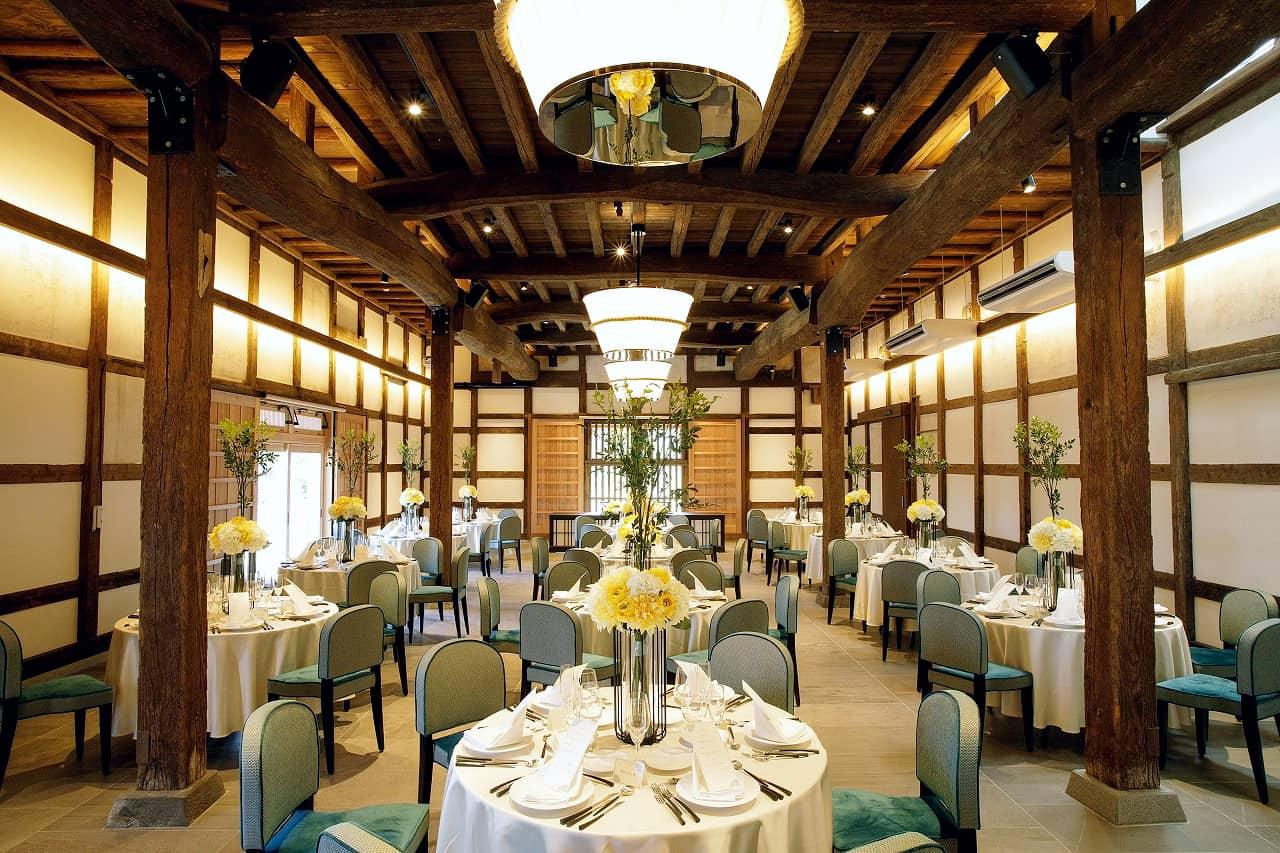 元酒蔵をリノベートしたレストラン・バンケット「KAGURA」が2021年3月誕生!のカバー写真 0.66640625