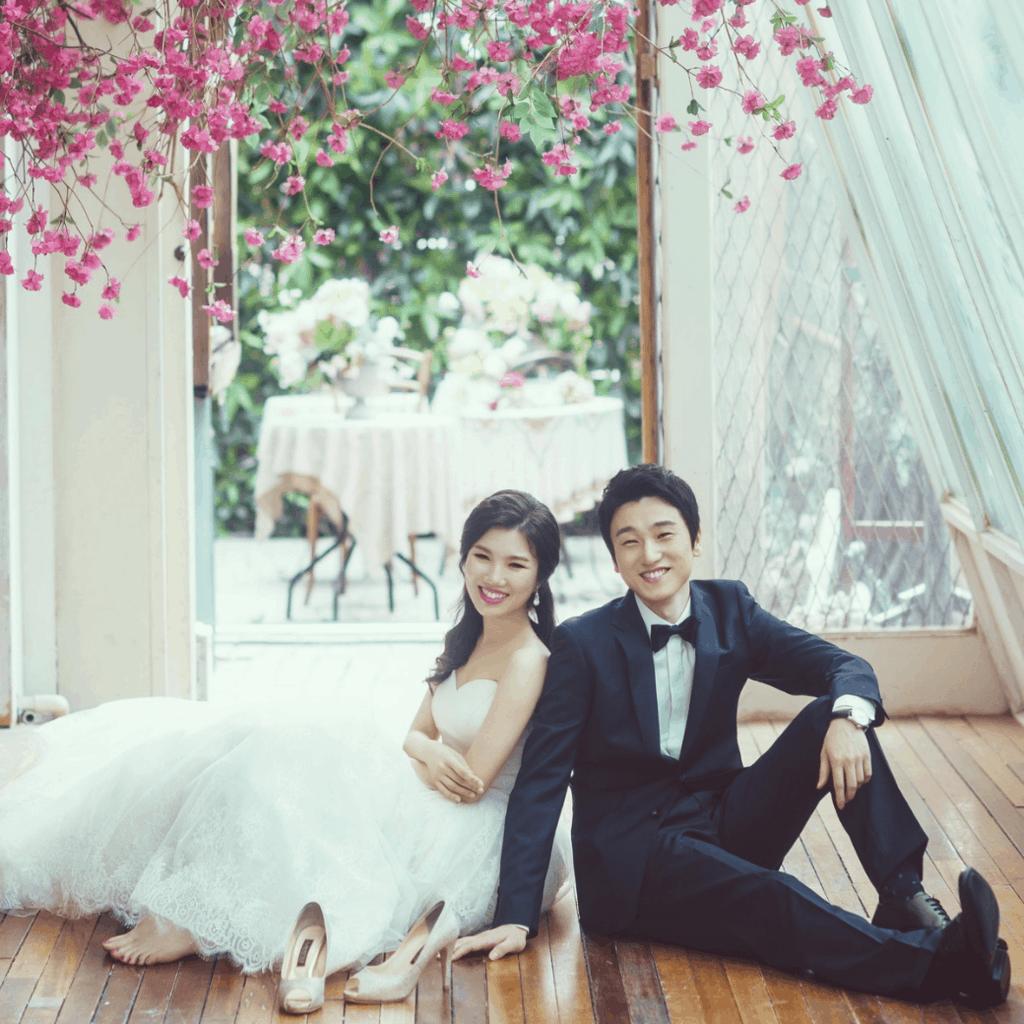 参考にしたい!韓国花嫁さんの素敵なウェディングフォト32選♡「韓国風フォト」を撮るポイントもご紹介*のカバー写真