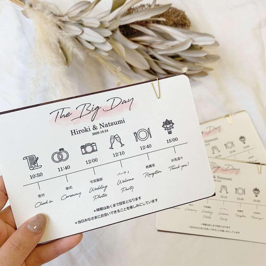 結婚式当日は《親専用タイムライン》を活用!写真の撮り逃しが防止できる♡のカバー写真 1