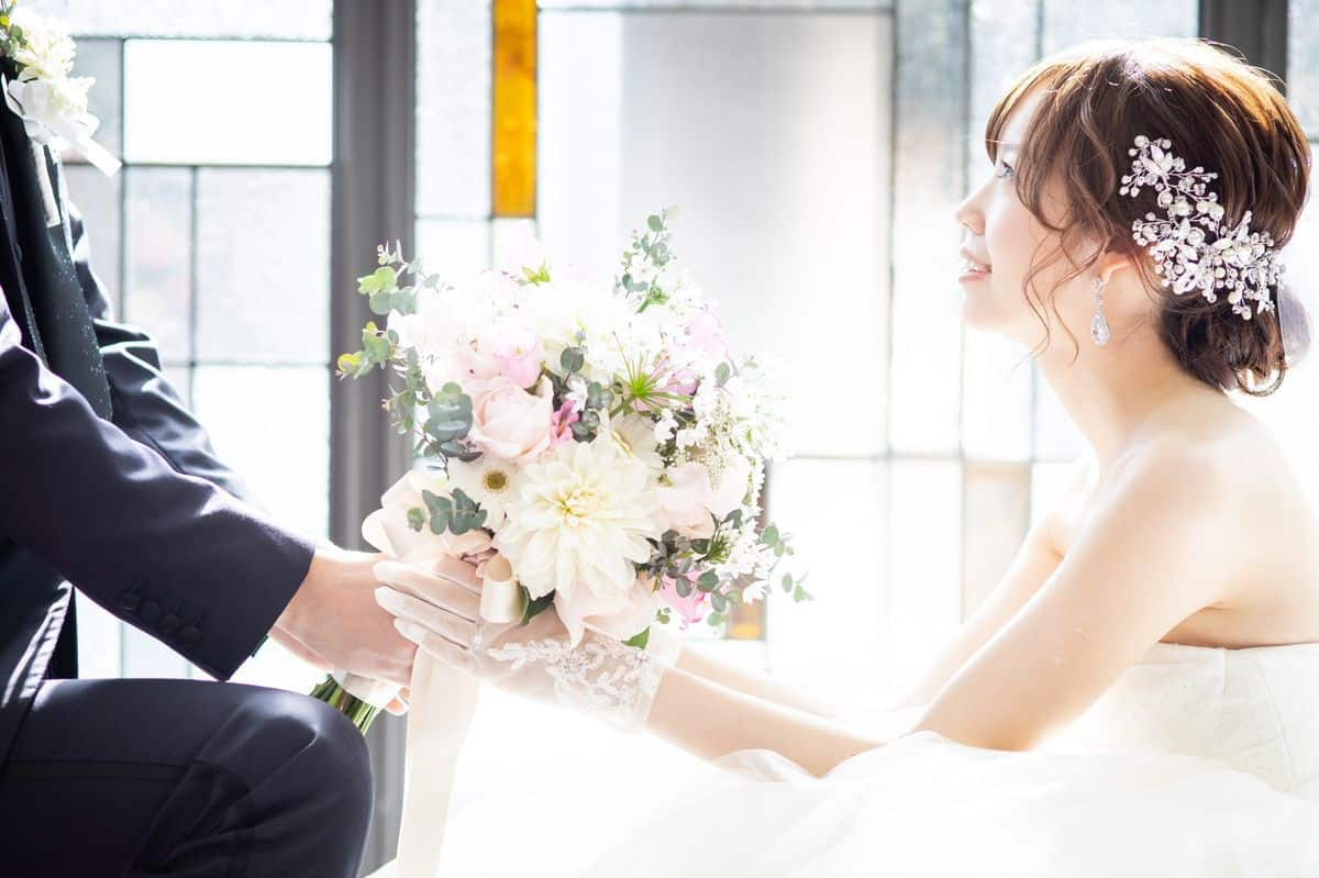 知っておけば安心!【結婚式当日まで実物が見れないもの】まとめ*のカバー写真 0.6658333333333334