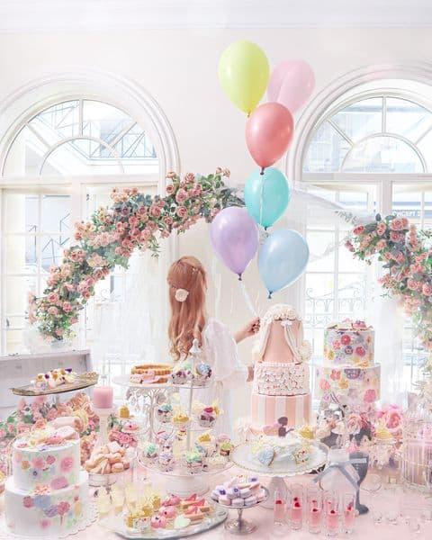 結婚式のウェルカムケーキはnanoさんにおまかせ♡スイーツアーティストとしてのお仕事とは?のカバー写真 1.25